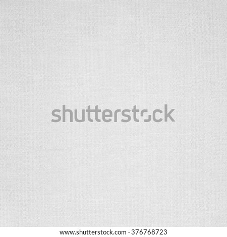 white cotton texture or woven canvas background