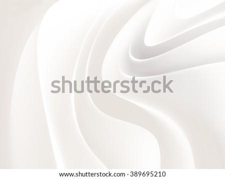 white cream closeup as background - stock photo