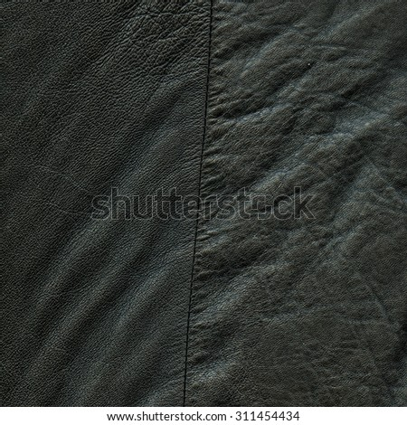 white crumpled leather texture