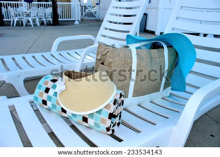 Swimming Pool Accessories Stock Images RoyaltyFree Images