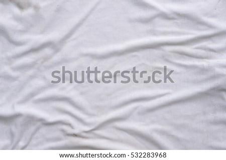 fabric sheet texture. white fabric cloth texture sheet