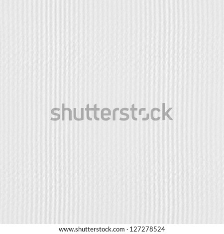 white fabric texture for background - stock photo