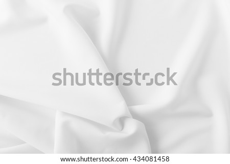 white fabric textures background,crumpled fabric background
