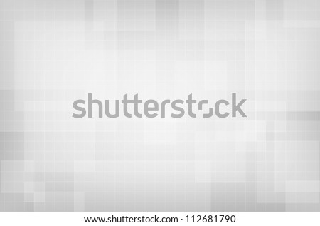white / gray abstract composition texture or background - stock photo
