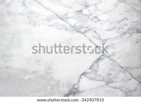 white grey marble texture surface background - stock photo