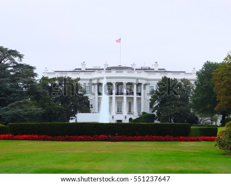 White House, Washington D.C., USA
