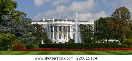 White House - Washington DC, United States of America