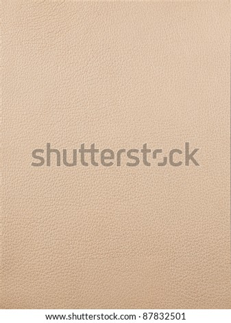 white leather texture closeup for background and design works - stock photo