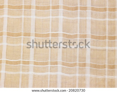 white lines cloth background