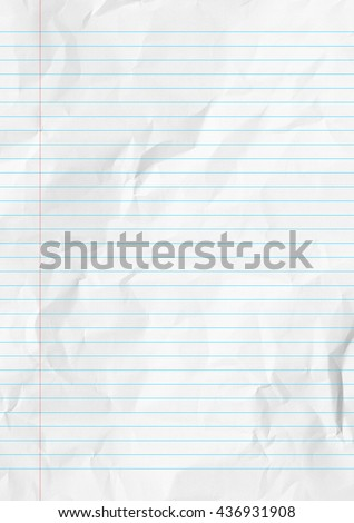 White Lines Paper School Background  Lines Paper