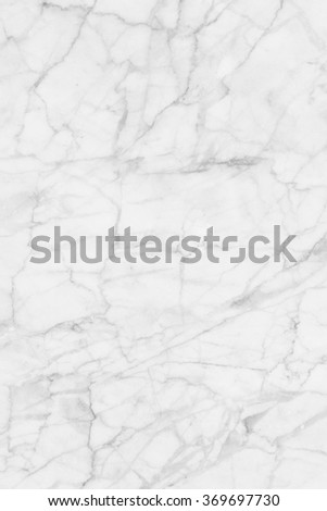 White marble patterned (natural patterns) texture background, abstract marble texture background in black and white. - stock photo