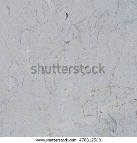 White marble stone surface for decorative works or texture.