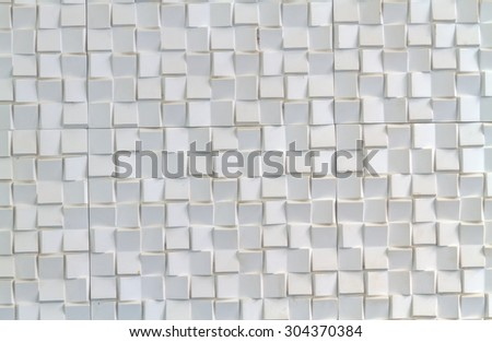 White marble stone wall background
