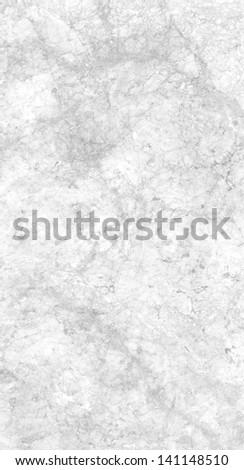 White marble texture background. - stock photo
