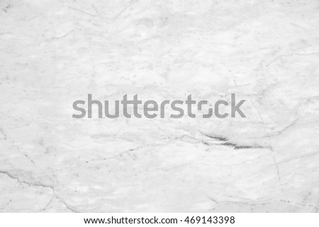 White marble texture background, Natural patterned design.