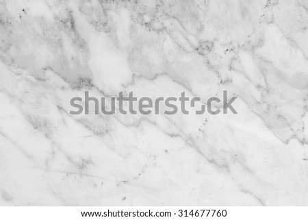 white marble texture - granite layers design grey background stone slab surface grain rock backdrop layout industry construction - stock photo