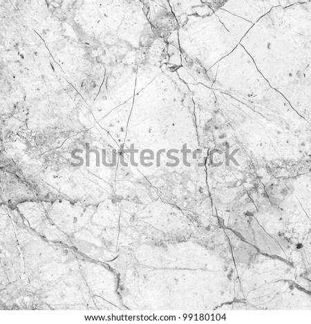 White marble texture (High resolution) - stock photo