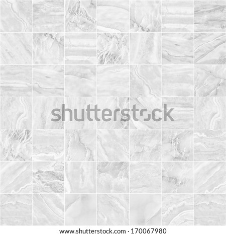 White mosaic pattern background.(High.res.) - stock photo