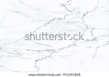 White natural marble texture pattern for background or skin luxurious. picture high resolution.  - stock photo