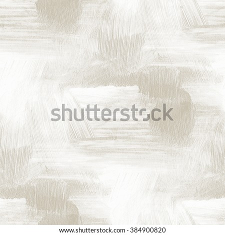 white oil painting texture - abstract seamless pattern