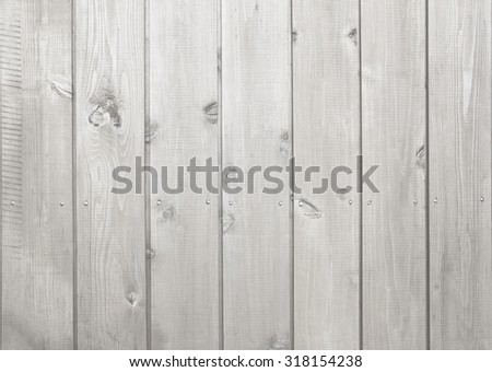 white old wood texture of wall for background.
