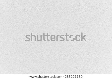 White paint facade on a family house texture. Detailed high resolution image - stock photo