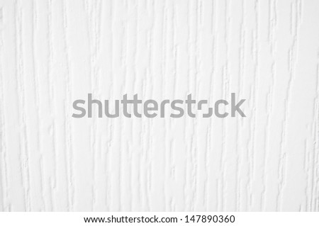 White painted wooden background