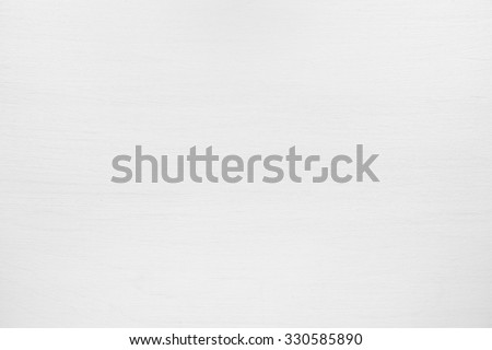 White painted wooden table background - stock photo