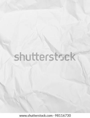 White paper - stock photo