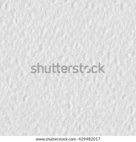 White paper. Seamless square texture. Tile ready.