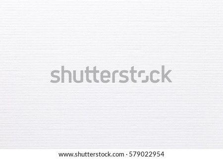 White Paper Texture Background Rib Parallel Stock Photo