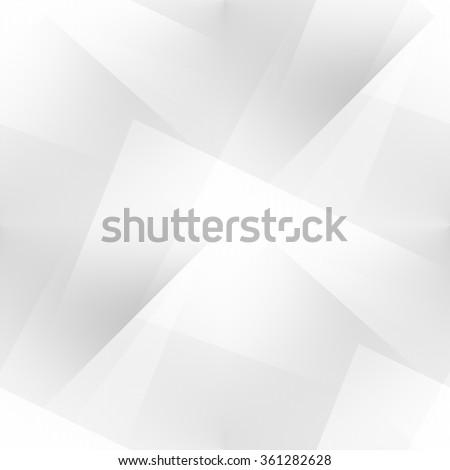 white paper texture modern background abstract lines and triangle shapes to design new technology brochure or business card template template - stock photo