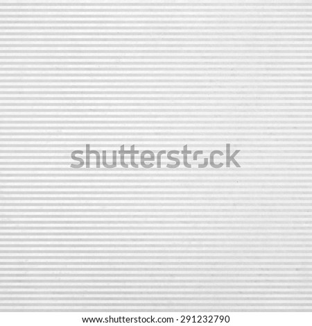 white paper with stripe pattern - stock photo