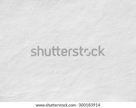 white plaster texture - stock photo