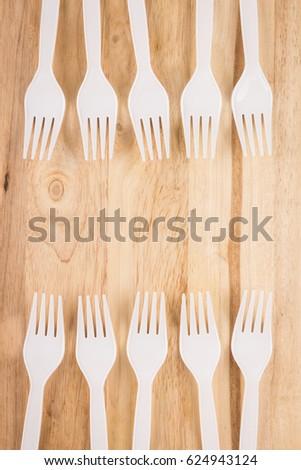 Kitchen Utensils Border kitchen tools wooden rustic utensils equipment stock vector