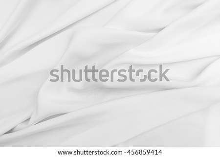 White satin fabric background