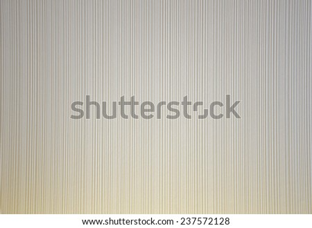white small strip on cardboard texture background - stock photo