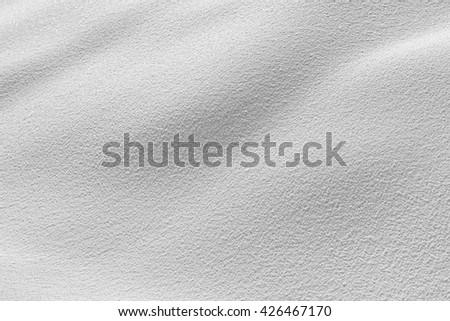 white snow background texture detail - stock photo