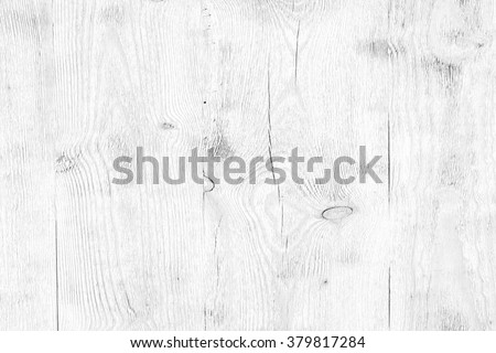 White soft wood surface as background - stock photo