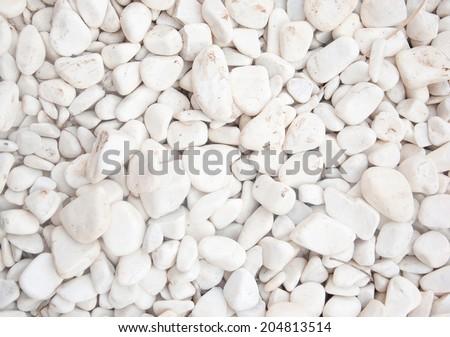 White stone background  - stock photo