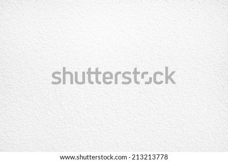 white textured wall - stock photo