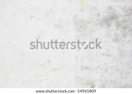 white textured wall - stock photo
