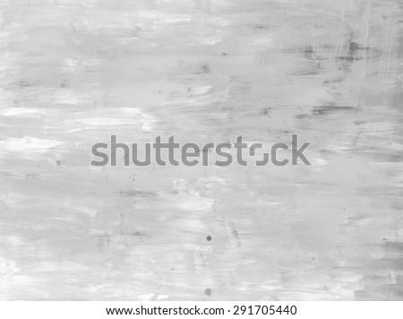 white textured wall - background - stock photo