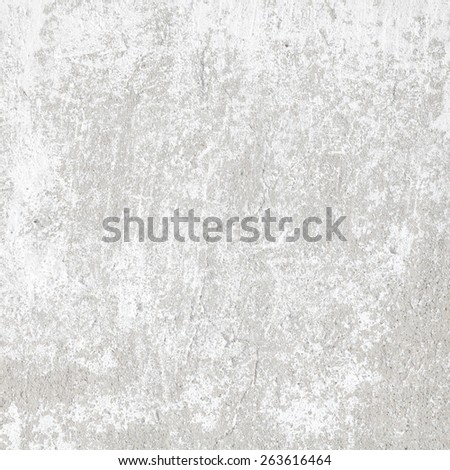 white textured wall used as background - stock photo