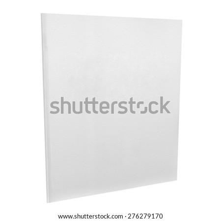 White tissue paper - stock photo