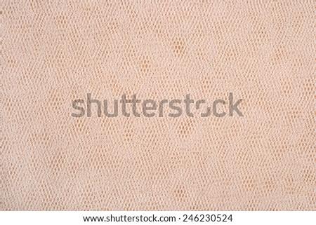 White tulle as background texture  - stock photo