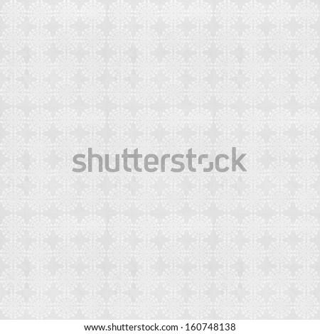 white wall pattern wallpaper - stock photo