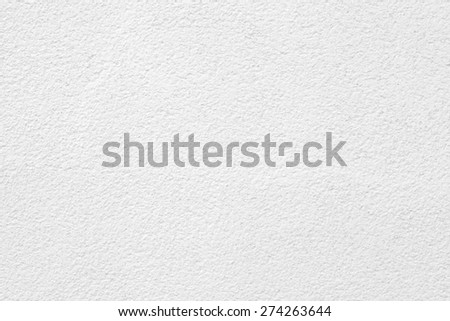 white wall, stucco background - stock photo