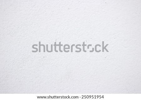 White Wall, Texture Background - stock photo