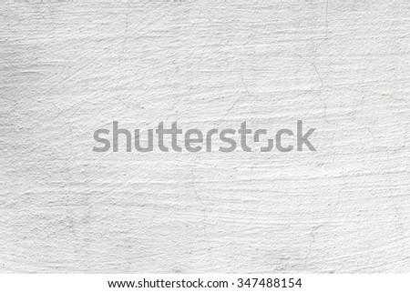 white wall texture background - stock photo
